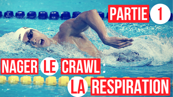 nager le crawl