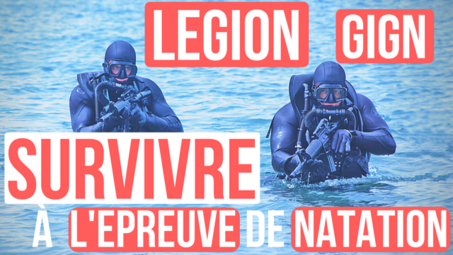 nage legion etrangere