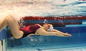 virage culbute natation crawl
