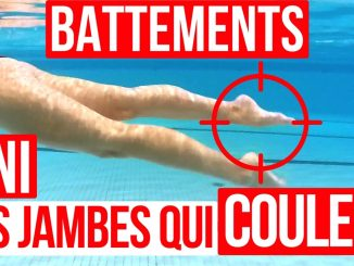 battements natation
