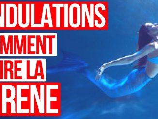 ondulations natation