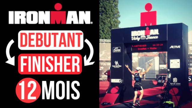 Ironman finisher