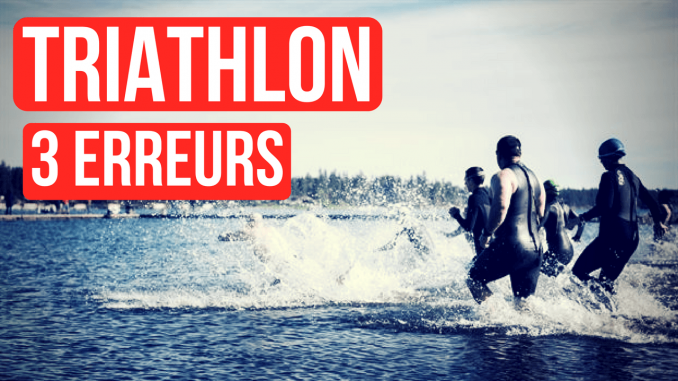 Triathlon natation