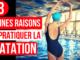 3 bonnes raisons de nager en 2018