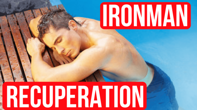 Ironman Recupération blessure