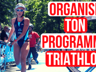 Ironman programme triathlon