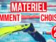 comment choisir son matériel en natation
