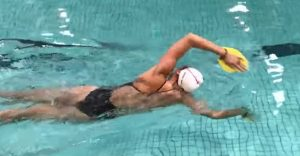 plaquettes de natation