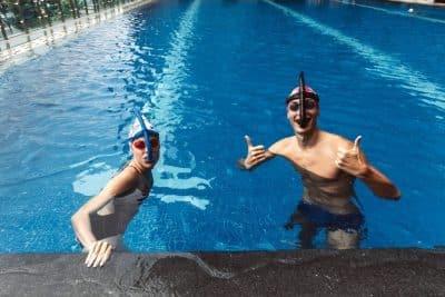 Mon coach de natation coupure sportive