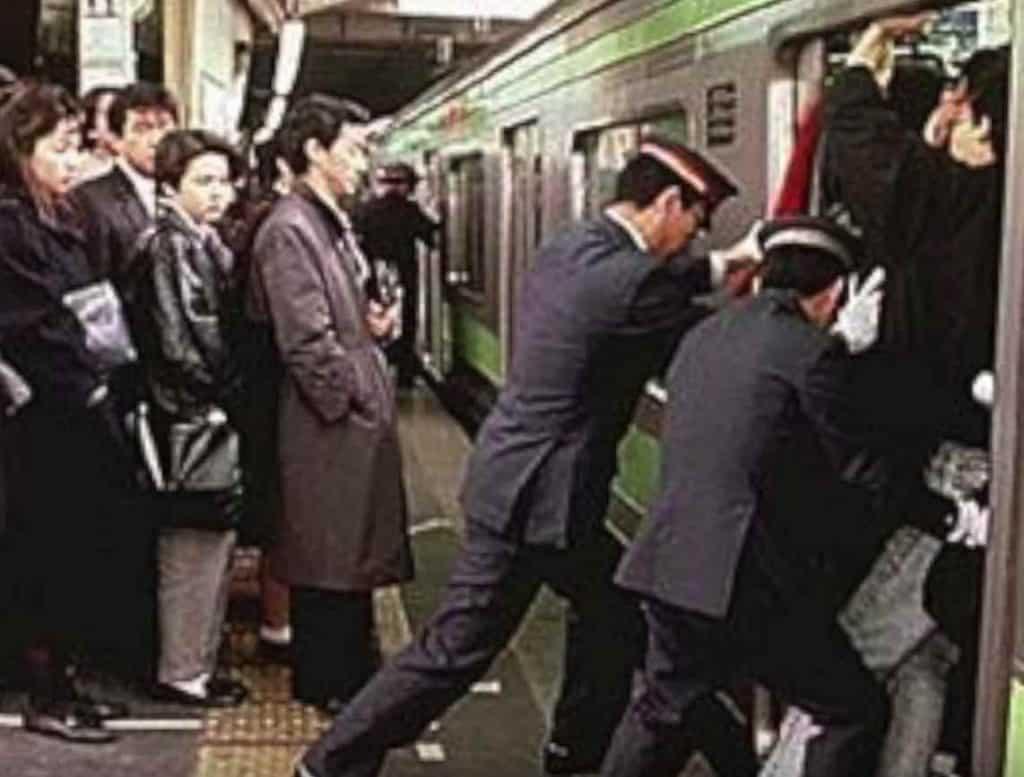 vider le metro