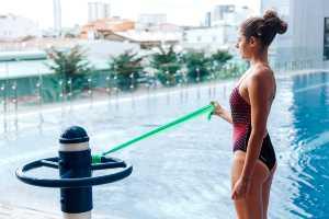 échauffement natation souplesse
