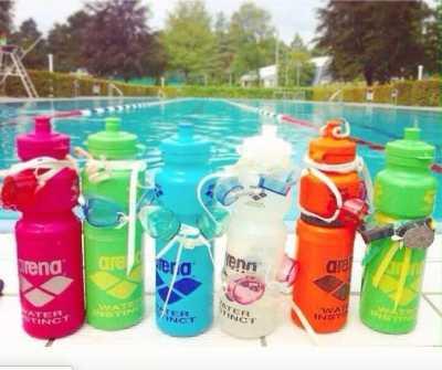 gourdes natation