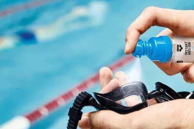 spray natation anti buée