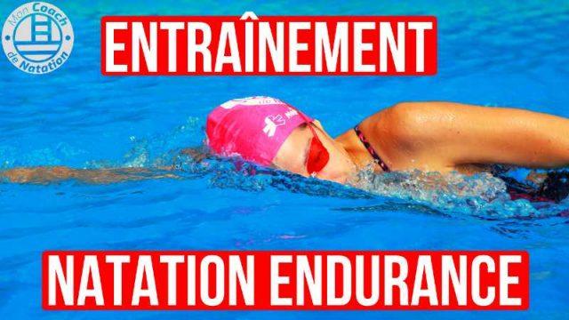 entrainement natation endurance