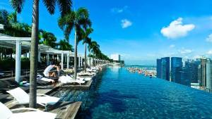 plus belle piscine du monde marina bay