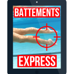 programme natation battements express