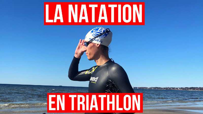 la natation en triatlon