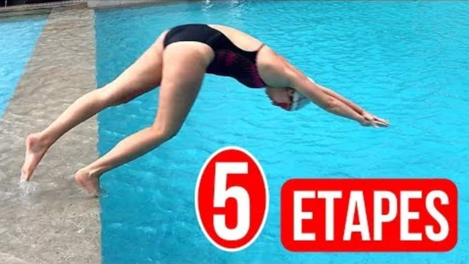 plonger en 5 étapes