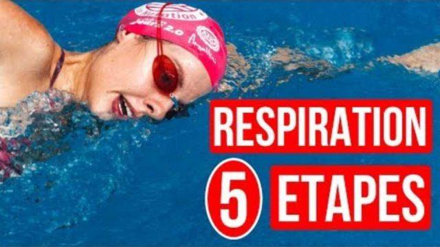 respiration 5 étapes