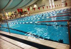 Centre aquatique de Neuilly sur Seine