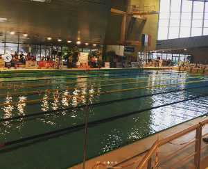 Piscine colombes